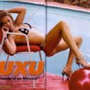 Xuxu - Hombre Magazine Pictorial [Mexico] (July 2005) - 454 x 305