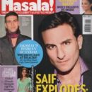 Saif Ali Khan - Ahlan! Masala Magazine Pictorial [India] (September 2011)