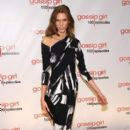 "Karlie Kloss At The ""Gossip Girl"" 100 Episode Celebration"