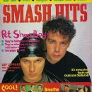 Neil Tennant, Chris Lowe - Smash Hits Magazine Cover [United States] (April 1989)