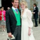 Dominic West and Catherine Fitzgerald - 293 x 473