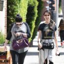 Michelle Trachtenberg – Shopping in Beverly Hills