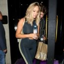 Charlotte Crosby – Leaving the 'Celebs Go Dating' Party in London - 454 x 749