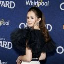 Olivia Sanabia – Posing at 'Onward' Premiere in Hollywood - 454 x 671
