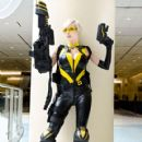 Marie-Claude Bourbonnais as Hornet in Heroes of the North - 420 x 560