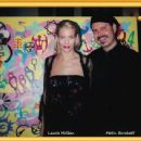Beautiful actress Laurie Holden was one of the sparkling talents at Metin Bereketli's Art Exhibition at the Diversity Awards Gala. - 454 x 342