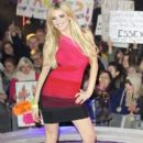 Nicola McLean attends the final of Celebrity Big Brother