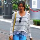 Jamie Chung: at The Grove