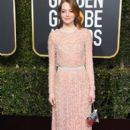 Emma Stone At The 76th Annual Golden Globes (2019) - 407 x 600