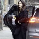 Jenna Louise Coleman at a studio in North London