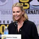 Charlize Theron – EW Women Who Kick Ass Panel at Comic-Con 2017