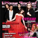 Lacey Sturm - Vegas Rocks Magazine Cover [United States] (May 2010)