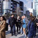 Kim, Khloe and Kourtney Kardashian – Shopping in Tokyo
