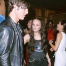 Rachael Leigh Cook and Brandon Davis