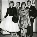 Desi with Lucy, Danny Thomas & Marjorie Lord