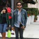 Lenny Kravitz-March 11, 2015-Out in Beverly Hills