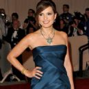Mariska Hargitay - Metropolitan Museum Of Art's 2010 Costume Institute Ball - The Metropolitan Museum Of Art On May 2, 2010 In New York City