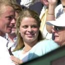 Lleyton Hewitt and Kim Klijsters - 430 x 320