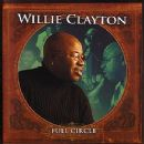 Willie Clayton Album - Full Circle