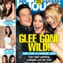 Angelina Jolie, Katy Perry, Lea Michele - In Touch Weekly Magazine Cover [United States] (11 October 2010)