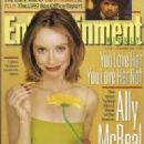 Calista Flockhart - Entertainment Weekly Magazine [United States] (30 January 1998)
