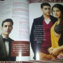 Jennifer Winget, Gautam Rode - Gr8! TV Magazine Pictorial [India] (March 2013) - 454 x 340