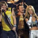 Britney Spears in Super Bowl XXXV Halftime Show - 454 x 341