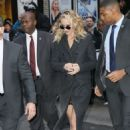 Jennifer Lawrence – Arriving at 'The Late Show with Stephen Colbert' in NY