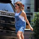 Ashley Tisdale – Out in Los Angeles