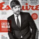 Nikolaj Coster-Waldau - Esquire Magazine Cover [Czech Republic] (September 2016)