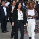 Shannen Doherty – Arrives at Good Morning America in New York City - 454 x 611