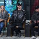 Judas Priest visit Build at Build Studio on March 21, 2018 in New York City - 454 x 302