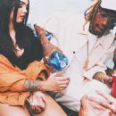 Wiz Khalifa and Raven Felix