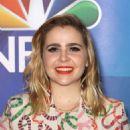 Mae Whitman – 2018 NBC NY Midseason Press Junket in NYC - 454 x 681