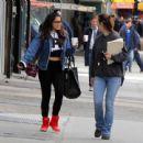 Gina Rodriguez on 'Someone Great' movie set in Soho - 454 x 439