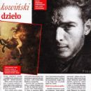 Wladyslaw Podkowinski - Retro Magazine Pictorial [Poland] (October 2020)