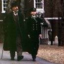 Nigel Hawthorne and Guy Edwards in The Winslow Boy