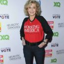 Jane Fonda – Telethon For America at YouTube Space LA in Los Angeles - 454 x 714