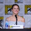 Melissa Benoist – Comic-Con International 2016 - 'Supergirl' Special Video Presentation And Q&A - 454 x 381