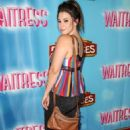 Jillian Rose Reed – The National Tour of 'Waitress' in Hollywood - 454 x 681