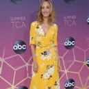 Kim Raver – ABC All-Star Party 2019 in Beverly Hills - 454 x 669