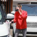Charlize Theron – Leaving the Hair Salon in LA