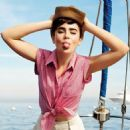Lily Collins - Tatler Magazine Pictorial [United Kingdom] (June 2011)