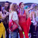 Bella Thorne – 2018 Coachella Valley Music and Arts Festival in Indio