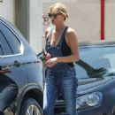 Charlize Theron – Out in West Hollywood