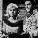 Suzanna Leigh and Elvis Presley