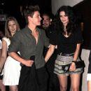 Xavier Samuel Steps Out With Shermine Shahrivar