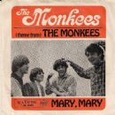 (Theme From) The Monkees / Mary, Mary