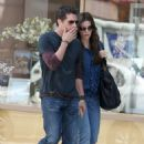 Kate Beckinsale and Len Wiseman out in Beverly Hills, 2008-04-16