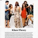 Kim Kardashian - Lucky Magazine Pictorial [United States] (November 2011)